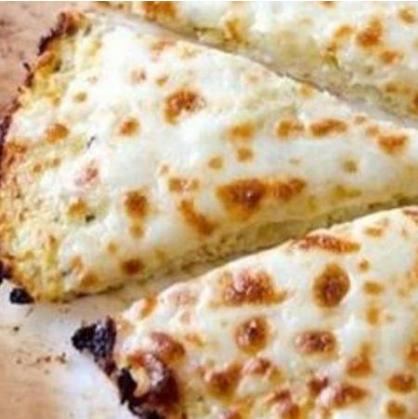 Receita Low Carb: Pizza de Couve-flor