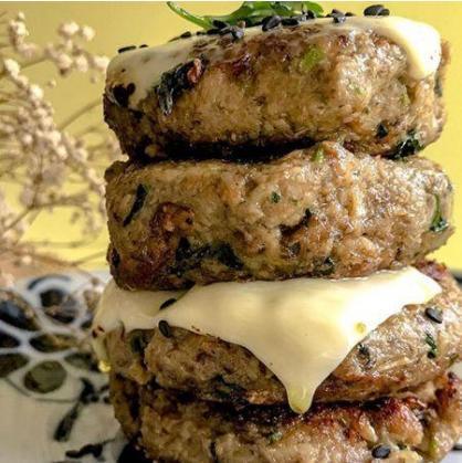Receita Vegana: Hambúrguer de Cogumelo