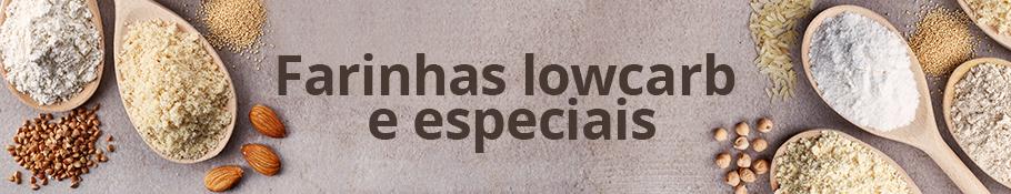 Farinhas Lowcarb e Especiais