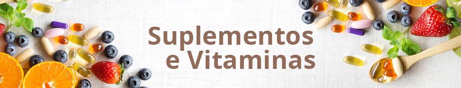 Suplementos e Vitaminas