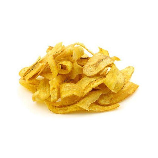 Banana Chips Salgada 200g