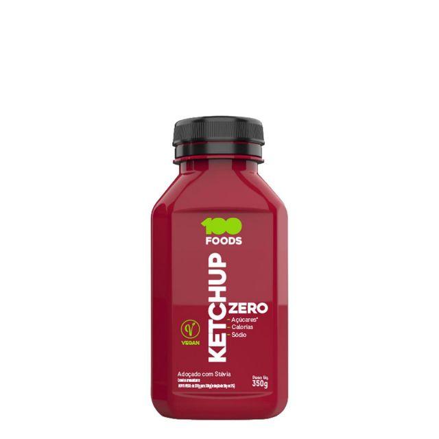 ketchup_zero_100_foods_ingredientes_online