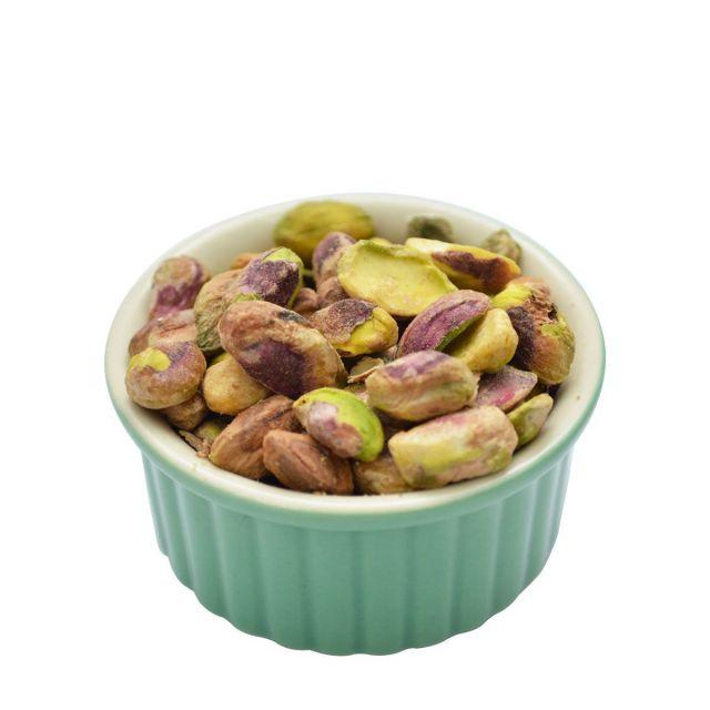 Pistache sem Casca Cru - granel 500 gramas