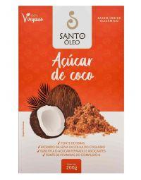 Açúcar de Coco Santo Óleo - 200g