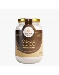 Oleo de Coco Extra Virgem Polpa Santo Oleo - 500ml