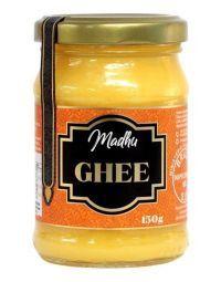 Manteiga Ghee Original - Madhu Bakery 500 ml
