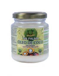 ÓLEO DE COCO NA PALMA -  EXTRA VIRGEM - 200 ml