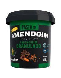 Pasta de Amendoim com Granulado Mandubim - 450g