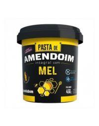 Pasta de Amendoim com Mel Mandubim - 450g