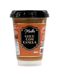 Manteiga Ghee com Canela Madhu Bakery - 180g
