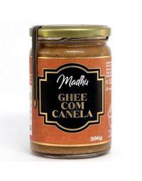 Manteiga Ghee com Canela Madhu Bakery - 300g