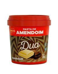 Pasta de Amendoim Duo Mandubim - 450g