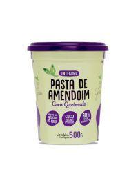 Pasta de Amendoim Integral com Coco Queimado - Terra dos Grãos