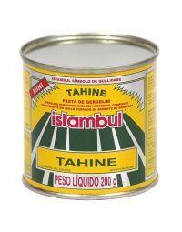 TAHINE - PASTA DE GERGELIM - ISTAMBUL - 200g