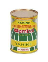 TAHINE - PASTA DE GERGELIM - ISTAMBUL - 500g