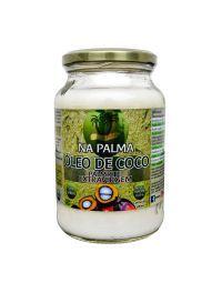 Óleo de Coco na Palma Extra Virgem 500ml