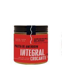 Pasta de Amendoim Integral Crocante Original Blend 450g